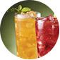 Zimne napoje menu